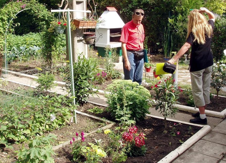 Articles du journal l union sur le quartier croix rouge for Jardinier paysagiste reims
