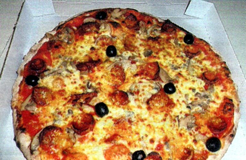 une pizza bien meilleure que les surgel es de grandes surfaces pr cise tony. Black Bedroom Furniture Sets. Home Design Ideas