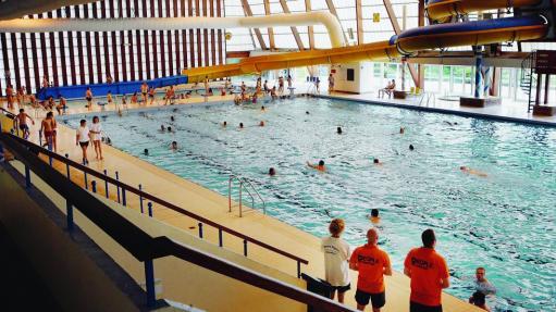 L 39 ami du quartier croix rouge de reims revue de presse sur for Ouverture piscine reims
