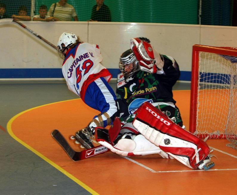 Bauer Inline Hockey de Gardien de But Main Gants pour Hockey Floor Football De Rue de p/êche pour Adultes Le Sport et Les Loisirs M